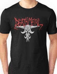 Death Metal Demonic-Skull T-Shirt