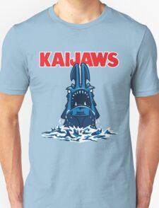 Kaijaws (Pacific Rim Kaiju + Jaws) T-Shirt