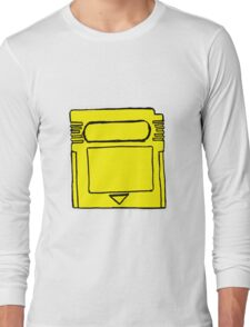 Yellow Boy Long Sleeve T-Shirt