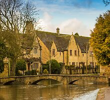 Bourton-On-The-Water by StephenRphoto