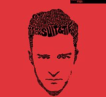 Justin Timberlake Red by seanings