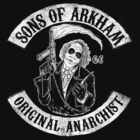 Sons Of Arkham Original Anarchist by Scott Neilson Concepts