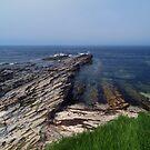 Rocky Shore by WatscapePhoto