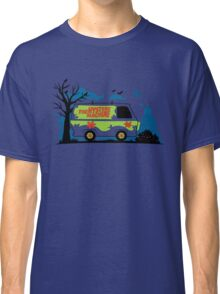Mystery Machine Classic T-Shirt