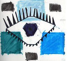 Eye in Symmetry by leighbee89