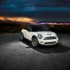 MINI Cooper S | Sunset by Gil Folk