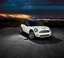MINI Cooper S | Sunset by Gil Folk