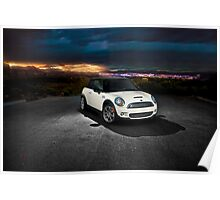MINI Cooper S | Sunset Poster