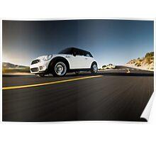 MINI Cooper S   Rigged Poster