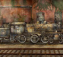 Locomotive - Our old family business by Mike  Savad