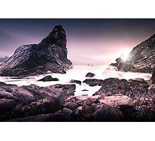 Just Over the Horizon Photographic Print
