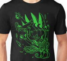 Wild Lilymon - Color Ink Unisex T-Shirt