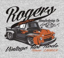 USA Hot Rod by rogers brothers by usanewyork