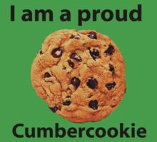 proud cumbercookie Kids Clothes