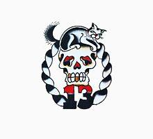 Lucky 13 - Black Cat Men's Baseball ¾ T-Shirt