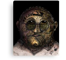 Huka man Canvas Print