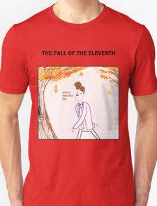 The Fall of the Eleventh T-Shirt