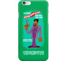 Thugnuts!-Curtis iPhone iPhone Case/Skin
