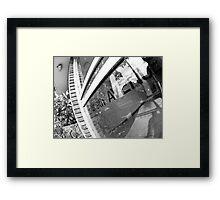 the ninth  Framed Print