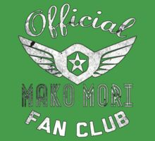 Mako Fan Club by tripinmidair