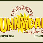 Welcome to Sunnydale by Kate H