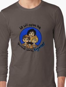 We Will Stick Together Long Sleeve T-Shirt