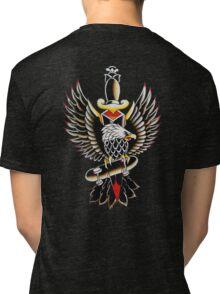 Skate & Dagger Tri-blend T-Shirt