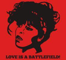 Love=Battlefield by NikkaPotts