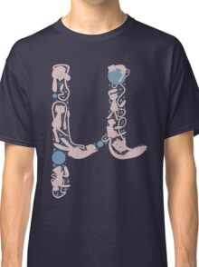 The Letter Mu Classic T-Shirt