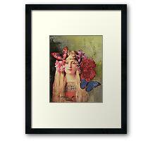 Guinevere Framed Print