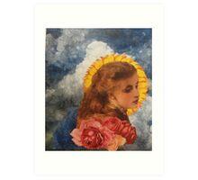 Fiorella Art Print