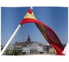 Sevilla, Espana Poster