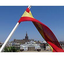 Sevilla, Espana Photographic Print