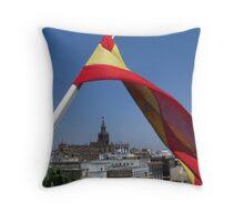 Sevilla, Espana Throw Pillow