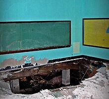 Go To The Blackboard by Paul Lubaczewski