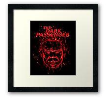 The Dark Passenger Framed Print
