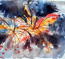 Firework, featured in ASA, PaintBook  by FDugourdCaput