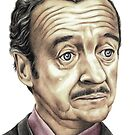 David Niven by Margaret Sanderson