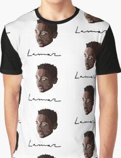 Lamar Graphic T-Shirt