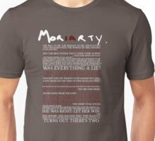 Mor(ia)rty (alternate) Unisex T-Shirt