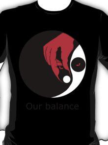 Our Dark Balance T-Shirt