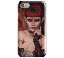 Dark Rose iPhone Case iPhone Case/Skin