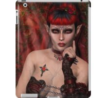 Dark Rose iPad Case iPad Case/Skin