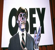 They Live  by Jordan Glass