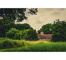Throapham Cottage Photographic Print