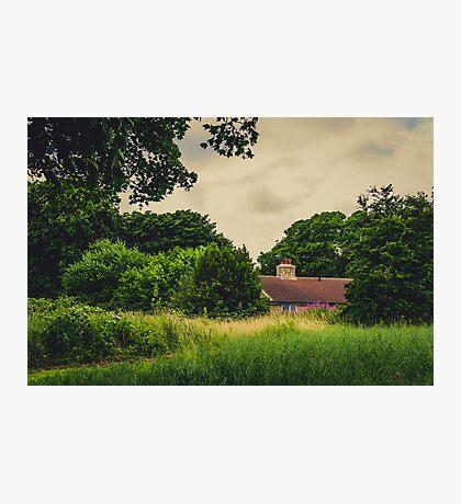Throapham Cottage Photographic Print