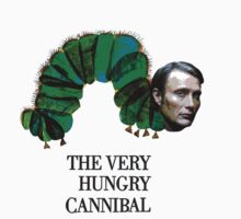 The Very Hungry Cannibal by syrensymphony