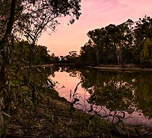 Murrumbidgee river  by outbacksnaps