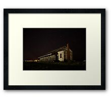 before my time  Framed Print
