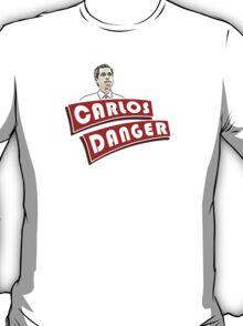 Carlos Danger aka Anthony Weiner T Shirt T-Shirt